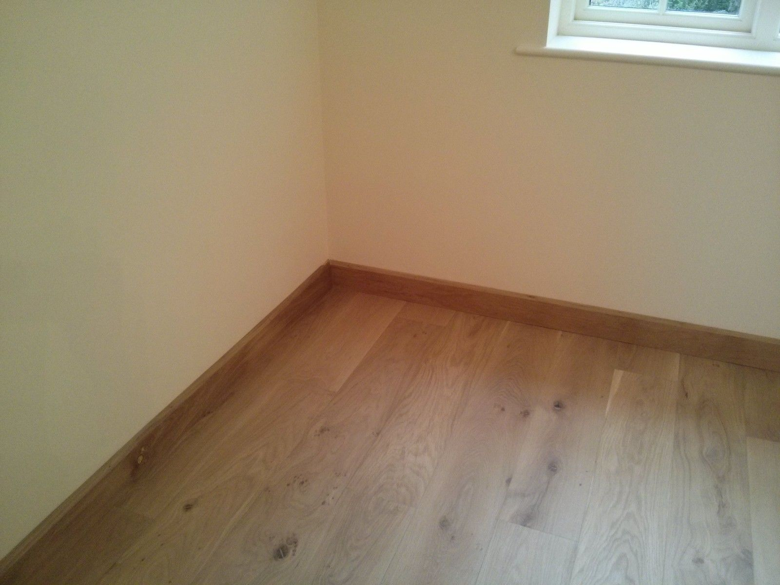 Oak Skirting Oak Flooring Man