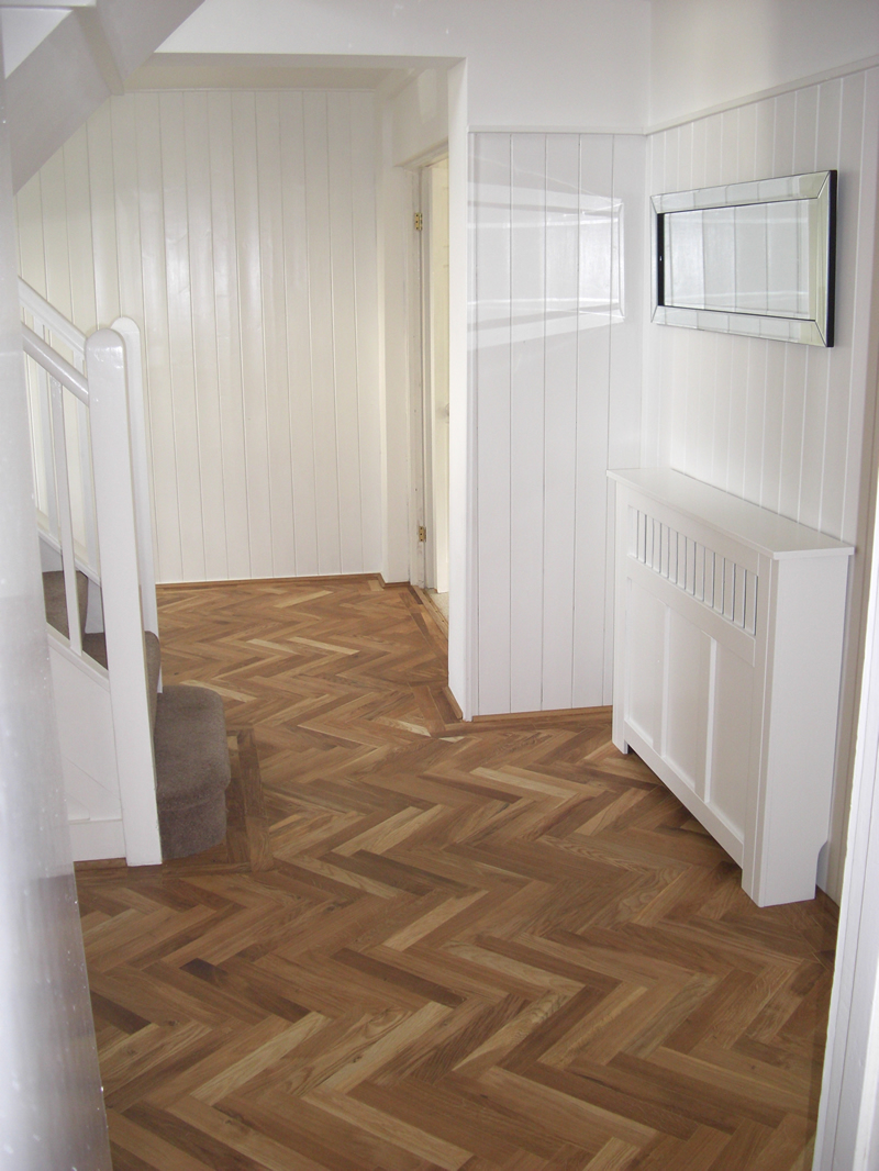 Parquet Flooring Oak Flooring Man