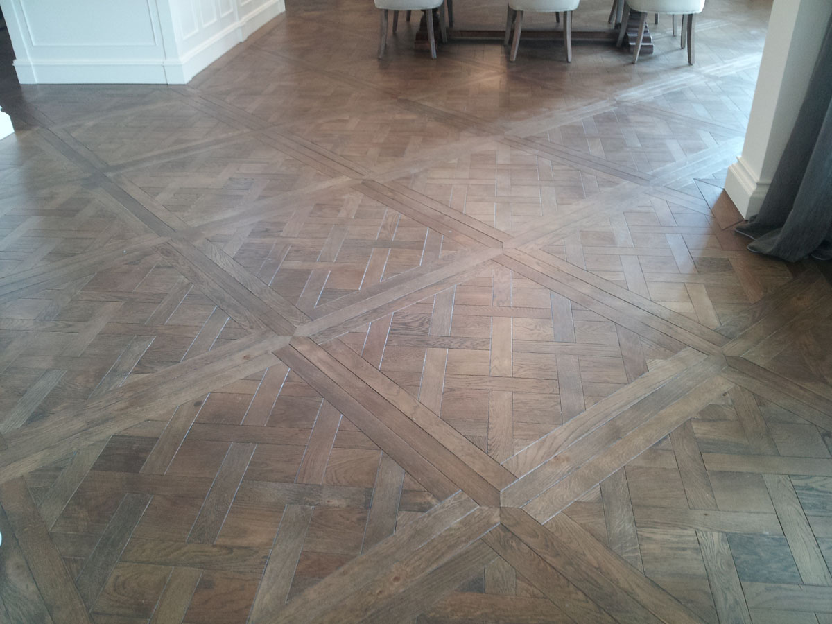 Versailles Oak Panels Oak Flooring Man
